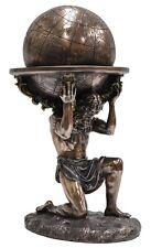 Veronese Bronze Figurine Greek God Atlas Gift Home Decor Mythology