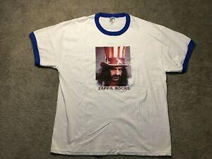 Frank Zappa Ring Shirt (XL)