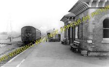 Berkeley Railway Station Photo. Berkeley Road - Sharpness. (1)