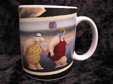 Lang & Wise Lowell Herrero Judy & Marge Beach Friends Coffee Cup / Mug 1997 LH#5