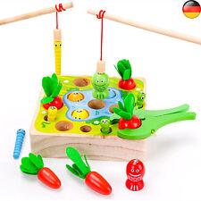 Kinderspiele Angeln Spielzeug Karotte ziehen Montessori Spielzeug Kinder spielen