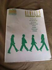 Beatles 1975 song book Hal Leonard Corp.