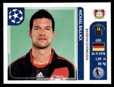 Panini Champions League 2011-2012 - Michael Ballack Bayer 04 Leverkusen No. 319