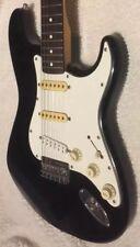 Fender Japan  Hardtail Stratocaster BLK MIJ Seymour Duncan Black E Serial Number
