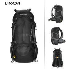 Lixada 50L Waterproof Backpack Hiking Camping Travel Outdoor Sport Bag