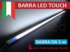 Barra Led Sottopensile in Alluminio 1Mt. chip 5630 SAMSUNG Luce Fredda no neon