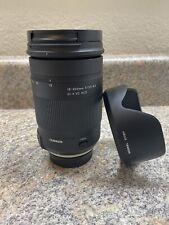 Tamron Di II 18-400mm f/3.5-6.3  VC Lens Nikon Mount