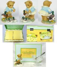 CHERISHED TEDDIES 2007 CT9507 CHARTER CLUB MEMBERSHIP KIT, CARDYN CT0113, NIB
