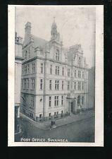 Wales Glamorgan Glam SWANSEA Post  Office Used 1904 PPC