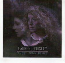 (GR78) Lauren Housley, Ghost Town Blues - DJ CD