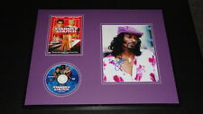 Snoop Doggy Dogg Signed Framed 16x20 Starsky & Hutch Photo & DVD Display