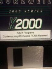 Kurzweil ~ CONVERT YOUR K2000/K2500/K2600 INTO A CLASSIC VINTAGE K2VX SYNTH!!!!!