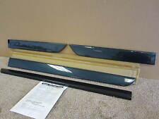 04 - 06 MAZDA 3 NEW OEM 5 LOWER DOOR NORDIC GREEN MOULDING BN8P-V3-100F97 #36-2N