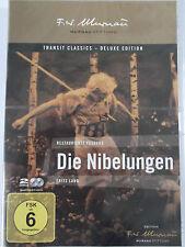 Die Nibelungen - Fritz Lang Deluxe Edition - Schatz, Drache, Worms, Xanten