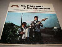 El Palomo y El Gorrion LP VG+ ROVI RV-1011
