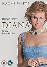 Diana. NEW SEALED. Dvd. Princess Diana. Region 2. Naomi Watts
