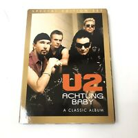 U2 Achtung Baby A Classic Album DVD 2 Disk Special Edition Set