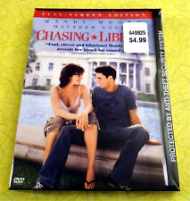 Chasing Liberty ~ New DVD Movie ~ 2004 Mandy Moore Romantic Comedy