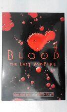 DVD ANIME USED BLOOD THE LAST VAMPIRE COFANETTO ED.LIMITATA - DVD + FUMETTO