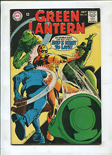 GREEN LANTERN #62 (7.5) THE POWER RING OR MY LIFE!