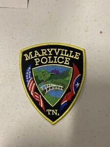 Maryville Police Department Tennessee Patch