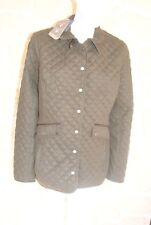 Veste matelassée vert taille 40 FR (12UK) marque dubarry shaw étiquetée à 269€