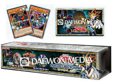 "Yugioh Cards Playmat Set ""Playmat+DCP2-KR001,DCP2-KR002(Ultra rare)"" /Korean Ver"