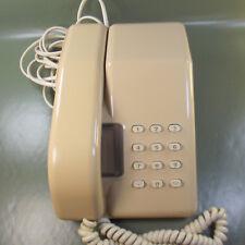 Vintage 1990'S BT telephone STM 9501R Viscount Beige colour
