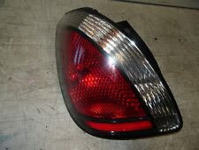 2006-2010 KIA RIO5 SX  HATCHBACK LEFT DRIVER TAIL LIGHT COMPLETE FACTORY TESTED
