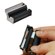 Rodillo conjunta de 70mm Portátil Máquina De Tabaco Cigarrillo Rolling rápido cigarro de rodillos