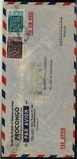 Katanga   cover to  Belgium              MS0926