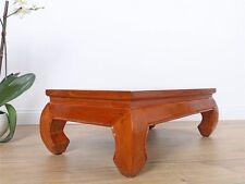 Tavolo tavolino divano tavolo opium legno massiccio 72x24x40 dj1668