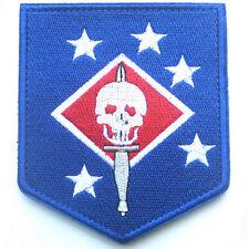 USMC MARINE RAIDERS THE UNITED STATES NARINE CORPS COMMANDOS USA ARMY PATCH #5