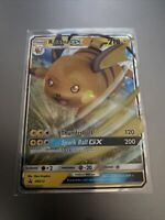 Pokemon - Raichu GX - SM213 - SM Black Star Promo - Hidden Fates - Pack Fresh