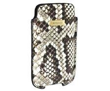 Luxus Echt Schlangen Leder Schlange Tasche Ledertasche Handy Nokia N8-00  C7-00