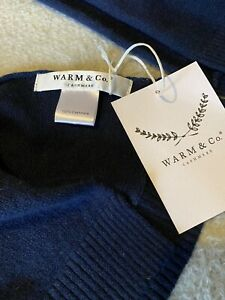 cashmere scarf   Warm & Co Cashmere 100%