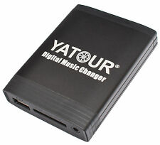 USB SD MP3 AUX Adapter TOYOTA Corolla E120 Yaris P1 Avensis T22 RAV4 5+7 Stecker