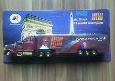 Minitruck biertruck Briliano MONTALA Ruck 1:87 six times f1 Michael Schumacher in scatola originale