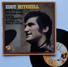 """EP Eddy Mitchell  """"Bye bye prêcheur"""""""