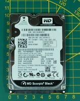 """HDD Disque Dur 160Go SATA 2,5"""" Western Digital WD1600BEKT 7200RPM 16Mo cache"""