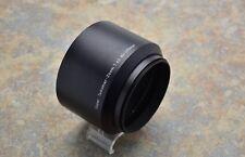Asahi Pentax Takumar 58mm Screw-in Metal Lens Hood 1:4.5 85-210mm Shade (#1068)