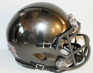 2020 UNLV Runnin Rebels Custom Riddell Mini Helmet vs Nevada