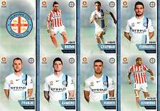 2015/16 TAP N PLAY FFA & A-LEAGUE 16-CARD BASE TEAM SET MELBOURNE CITY