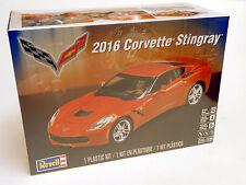 Revell 1/25 2016 Chevy Corvette C7 Stingray  Plastic Model Kit 85-4425 854425