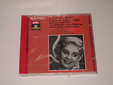 CD/SEALED NEU NEW/Emi 7631992/SENA JURINACH/BUSCH/STRAUSS/TSCHAIKOVSKY