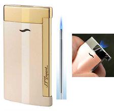 S.T Dupont Slim 7 Lighter Nude & Golden Finishes (027706)