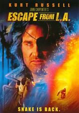 ESCAPE FROM L.A. Kurt Russell DVD NEW