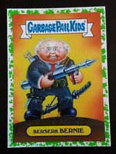 2016 Garbage Pail Kids Apple Pie Berserk Bernie Green Slime Presidental 2a of 5
