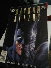 BATMAN / ALIENS #1 graphic novel