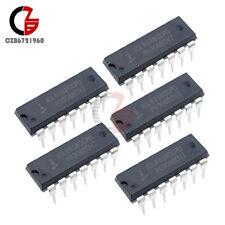 5PCS ICL8038CCPD INTERSIL Signal Generator IC OSCILL GEN/VOLT CONTROL 14 DIP